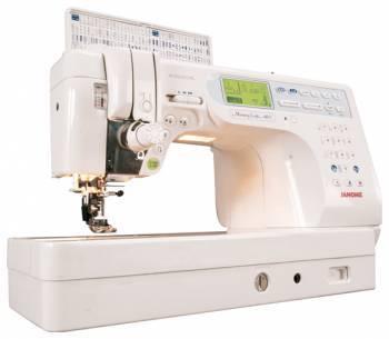 Швейная машина Janome Memory Craft 6600P белый (MC-6600)