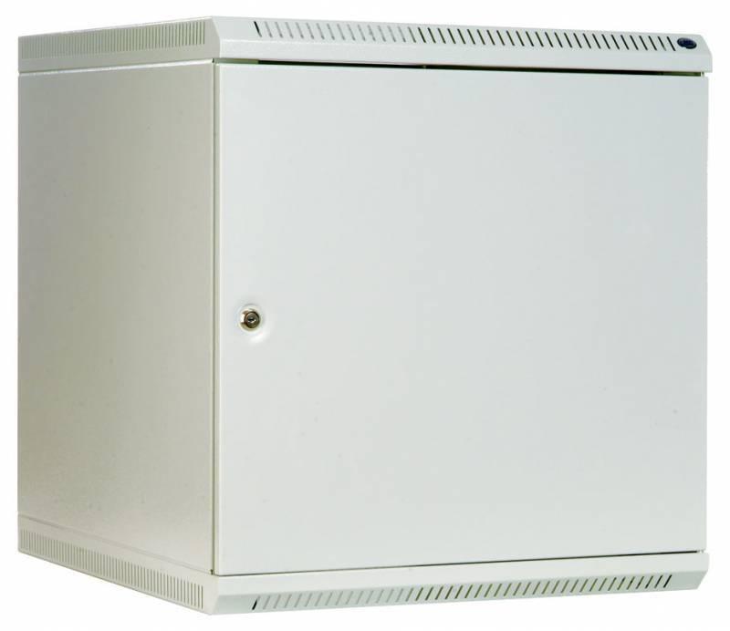 Шкаф коммутационный ЦМО ШРН-12.480.1 12U серый - фото 1