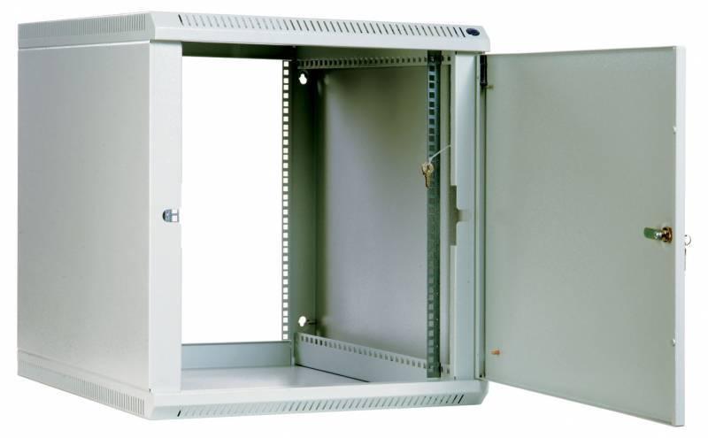 Шкаф коммутационный ЦМО ШРН-12.480.1 12U серый - фото 5