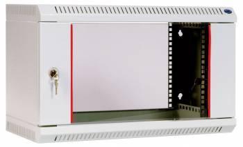 Шкаф коммутационный ЦМО ШРН-6.650 6U серый