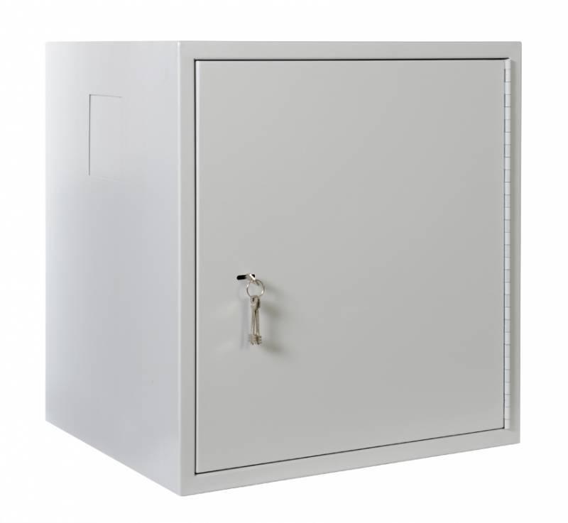Шкаф коммутационный ЦМО ШРН-А-12.520 12U серый - фото 1