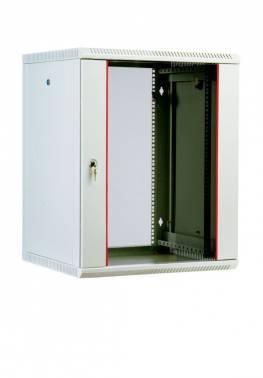 Шкаф настенный ЦМО ШРН-М-12.650 12U серый