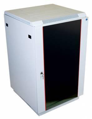 Шкаф коммутационный ЦМО ШТК-М-18.6.6-1ААА 18U серый