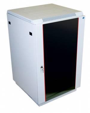 Шкаф коммутационный ЦМО ШТК-М-18.6.8-1ААА 18U серый