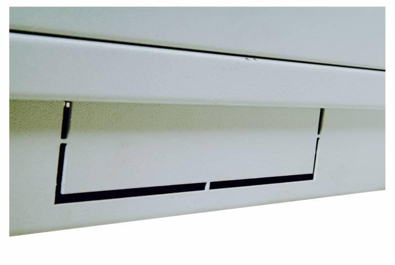 Шкаф коммутационный ЦМО ШТК-М-42.8.8-1ААА 42U серый - фото 5