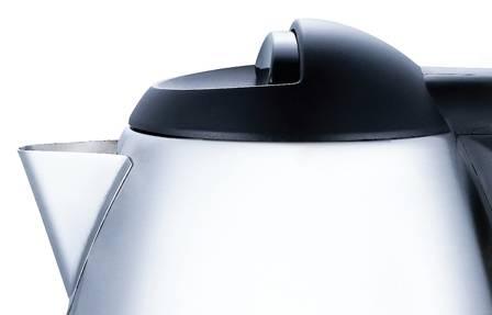 Чайник электрический Supra KES-1231C серебристый (5492) - фото 2
