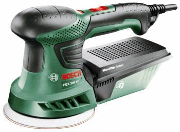 Эксцентриковая шлифовальная машина Bosch PEX 300 AE (06033A3020)