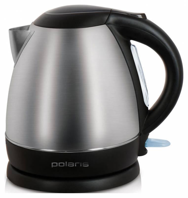 Чайник электрический Polaris PWK 1843CA серебристый (PWK1843CA) - фото 1