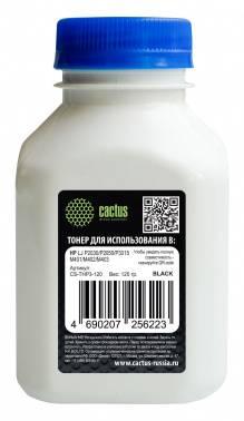 Тонер для принтера Cactus CS-THP3-120 черный 120 грамм