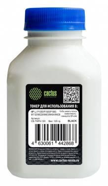 Тонер для принтера Cactus CS-THP4-120 черный 120 грамм