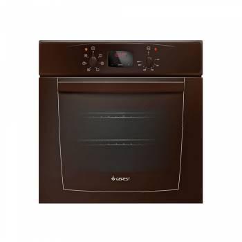 Духовой шкаф электрический Gefest ЭДВ ДА 602-02 К коричневый
