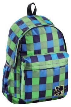 Рюкзак All Out Luton Pool Check зеленый/голубой (00124821)