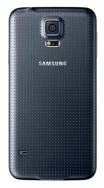 Смартфон Samsung Galaxy S5 SM-G900F 16ГБ черный - фото 2
