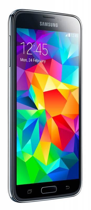 Смартфон Samsung Galaxy S5 SM-G900F 16ГБ черный - фото 5
