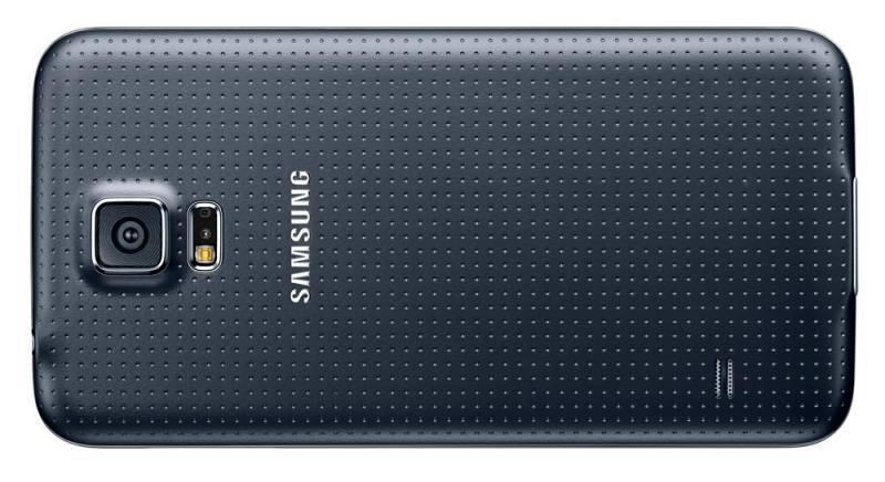 Смартфон Samsung Galaxy S5 SM-G900F 16ГБ черный - фото 7