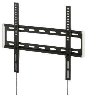 Кронштейн для телевизора Hama H-118627 черный