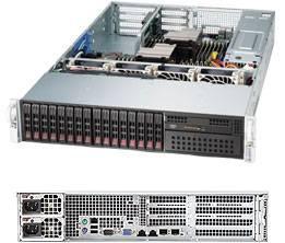Платформа SuperMicro SYS-2027R-72RFTP+ - фото 1
