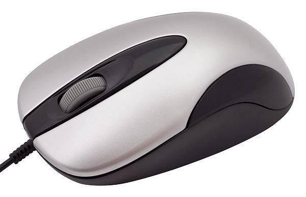 Мышь Oklick 151M белый/черный - фото 3