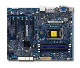 Серверная материнская плата Soc-1150 SuperMicro MBD-X10SAT-O ATX Ret