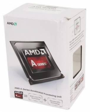 ��������� Socket-FM2 AMD A4 6300 Box