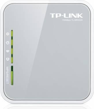 Маршрутизатор беспроводной TP-Link TL-MR3020 белый