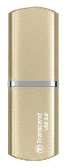 Флеш диск Transcend Jetflash 820G 16ГБ USB3.0 золотистый - фото 1