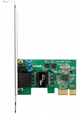 Сетевой адаптер Gigabit Ethernet D-Link DGE-560T RJ-45