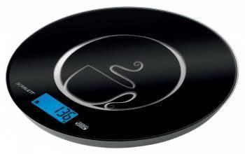 Кухонные весы Scarlett SC-1215 черный (SC - 1215)