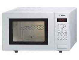 СВЧ-печь Bosch HMT 75G421R белый (HMT75G421R)