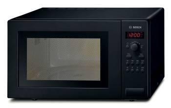 СВЧ-печь Bosch HMT 84G461R черный (HMT84G461R)