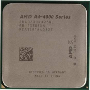Процессор Socket-FM2 AMD A4 4020 OEM