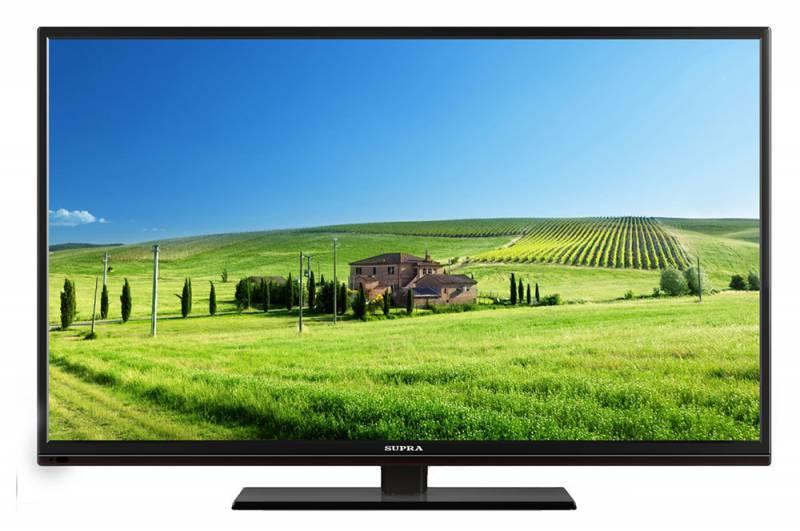 """Телевизор LED 47"""" Supra STV-LC47S660FL00 черный - фото 1"""