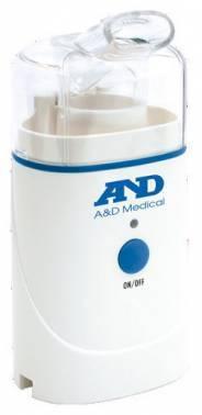 Ингалятор ультразвуковой A&D UN-231 белый (I01480)