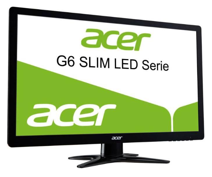 """Монитор 23"""" Acer G237HLAbid черный - фото 1"""