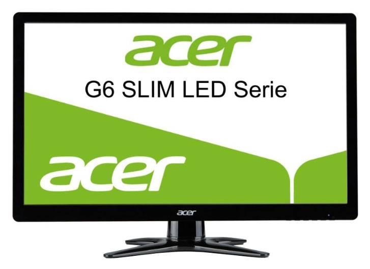 """Монитор 23"""" Acer G237HLAbid черный - фото 2"""