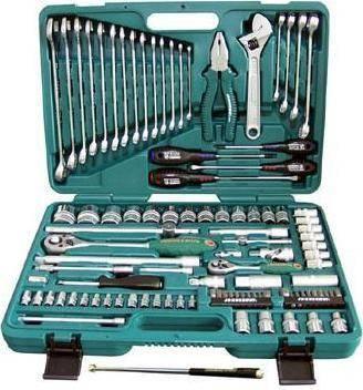 Набор инструментов Jonnesway S04H624101S 101 предмет (жесткий кейс) - фото 1