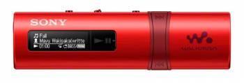 mp3-плеер 4Gb Sony NWZB183FR.EE красный