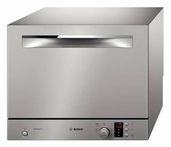Посудомоечная машина Bosch ActiveWater Smart SKS 62E88RU серебристый