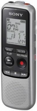 Диктофон 4Gb Sony ICD-BX140 серебристый (ICDBX140.CE7)