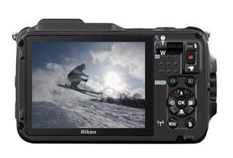 Фотоаппарат Nikon CoolPix AW120 оранжевый - фото 5