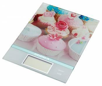 Кухонные весы Supra BSS-4097 розовый