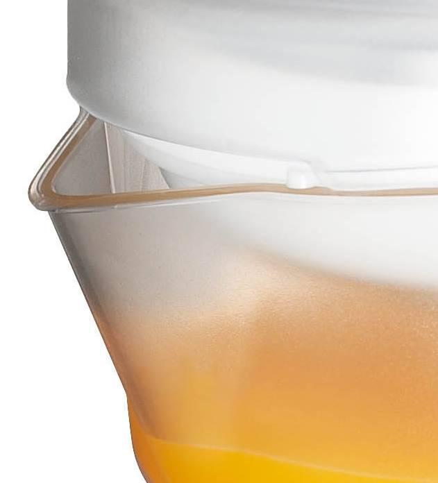 Соковыжималка цитрусовая Supra JES-1025 белый - фото 2