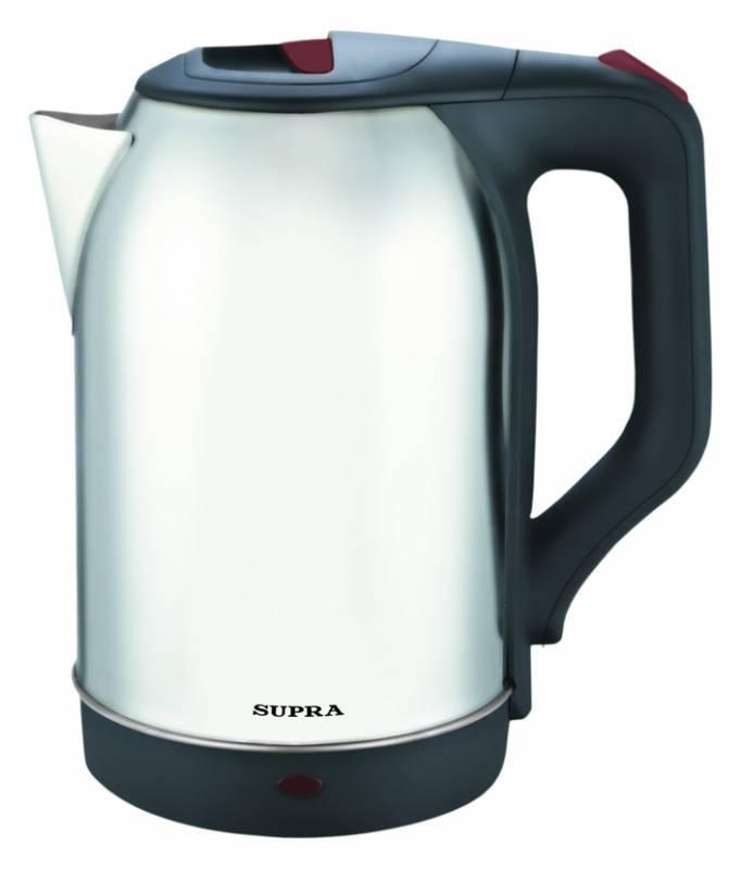 Чайник электрический Supra KES-2230 серебристый (5493) - фото 1
