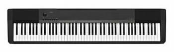 Цифровое фортепиано Casio CDP-130 BK черный