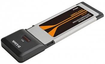 Wi-Fi ������� ExpressCard D-Link DWA-643