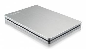 Внешний жесткий диск 1Tb Toshiba HDTD210ESMEA Canvio Slim серебристый USB 3.0