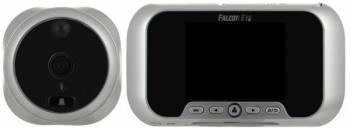 Видеоглазок Falcon Eye FE-VE02 серебристый