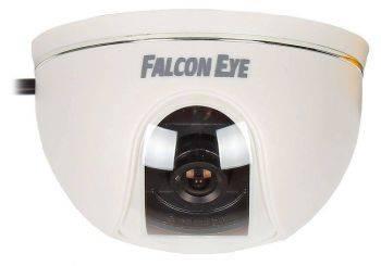 Камера видеонаблюдения Falcon Eye FE-D80C белый