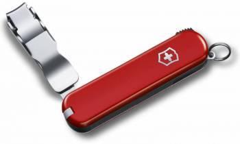 Нож перочинный Victorinox Nail Clip 582 0.6453