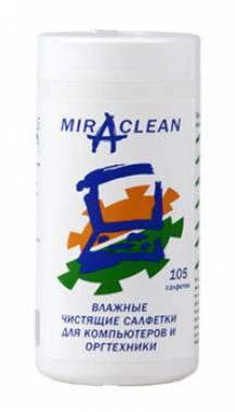 Салфетки Miraclean, 105 шт.
